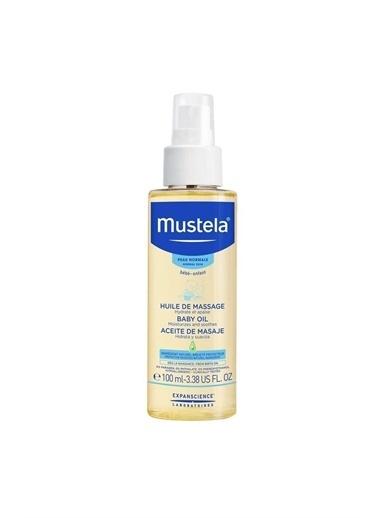 Mustela Mustela Baby Oil 100 Ml Renksiz